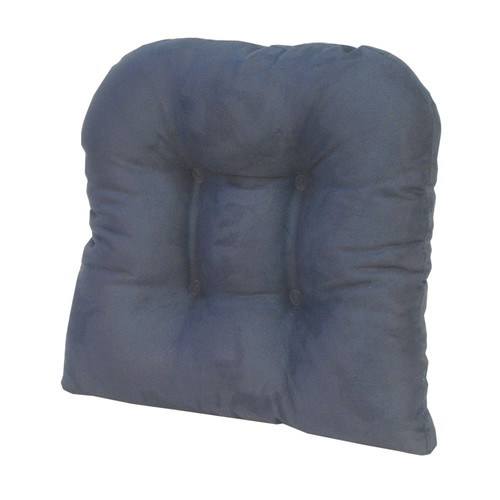 The Gripper Non-Slip Large Tufted Universal Chair Cushions Obsession