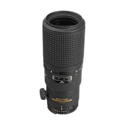Nikon Micro-Nikkor AF-D 200mm f/4D IF-ED Macro Lens