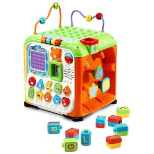 Ultimate Alphabet Cube in Orange