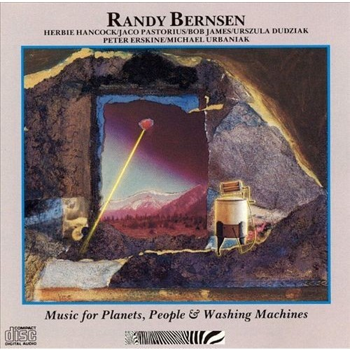 Music for Planets, People & Washing Machines [CD]