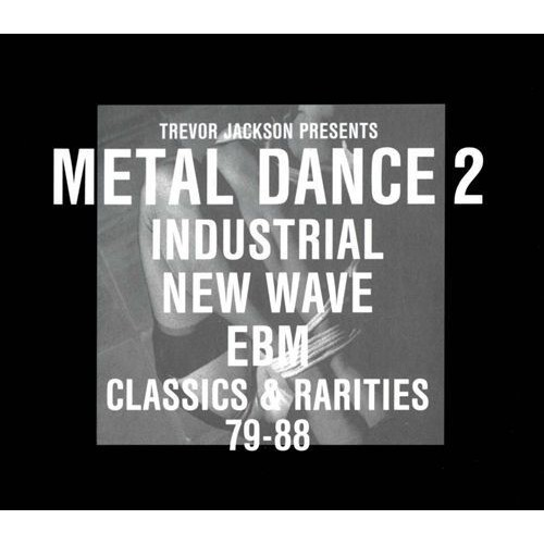 Trevor Jackson Presents Metal Dance 2 [CD]