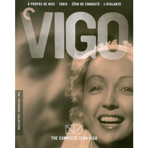 The Complete Jean Vigo [Criterion Collection] [2 Discs] [Blu-ray]