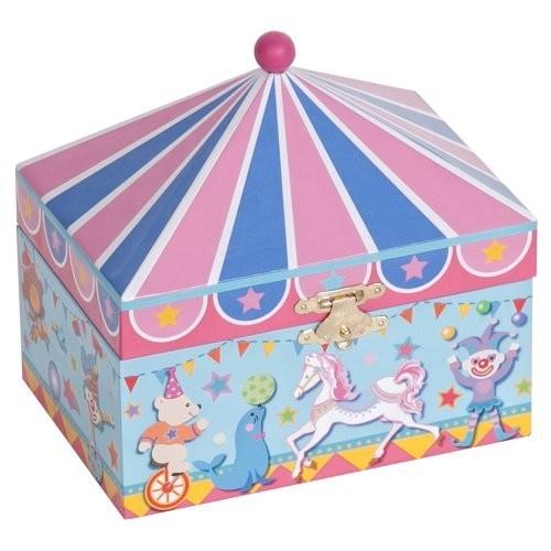 Mele Designs Ellie Girl's Musical Jewelry Box