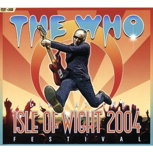 Live at the Isle of Wight Festival 2004 [CD & DVD]