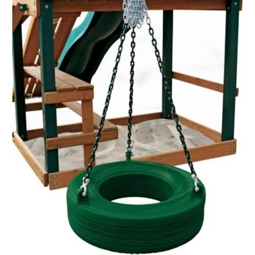 Gorilla Playsets Turbo Tire Swing [MODEL : YELLOW]