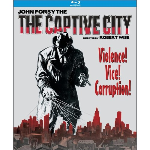 The Captive City [Blu-ray] [1952]