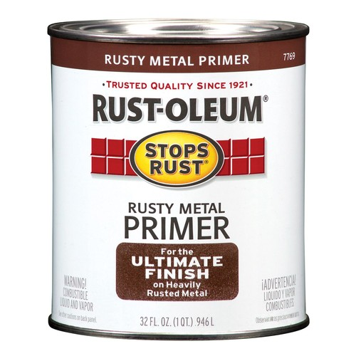 Rust-Oleum Primer Enamel for Metal 1 Quart - 7769502