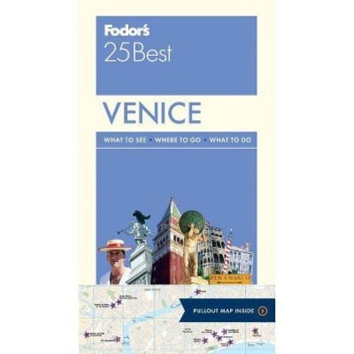 Fodor's 25 Best Venice (Paperback) (Tim Jepson)