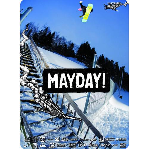 Videograss Mayday Snowboard DVD\/Blu-Ray