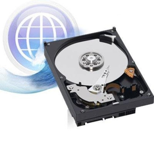 WD Blue 500GB Desktop Hard Disk Drive - 7200 RPM SATA 6 Gb/s 16MB Cache 3.5 Inch - WD5000AAKX [500 GB, 7200 RPM]