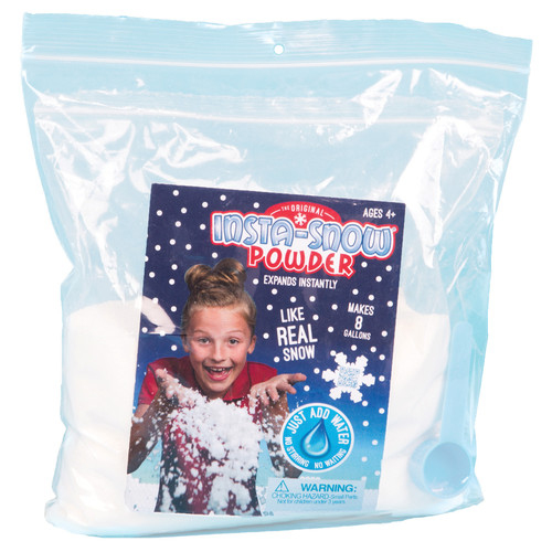 Be Amazing Toys Insta-Snow Big Bag