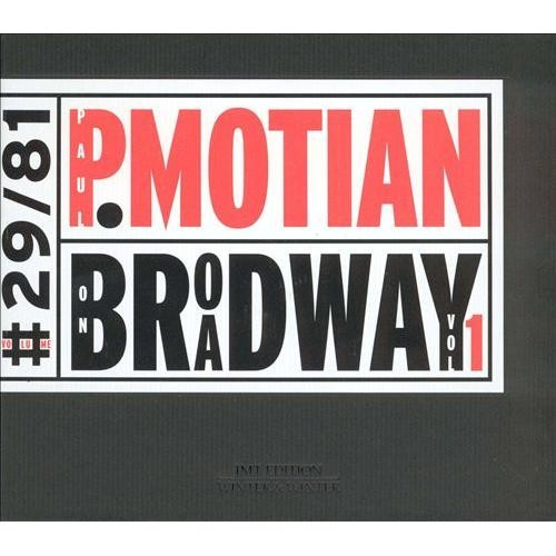 On Broadway, Vol. 1 [CD]