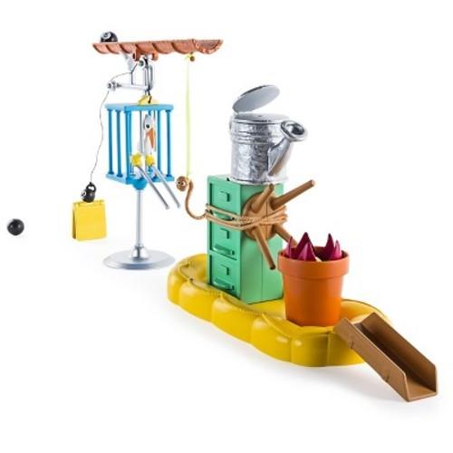 Rube Goldberg - The Garden Challenge