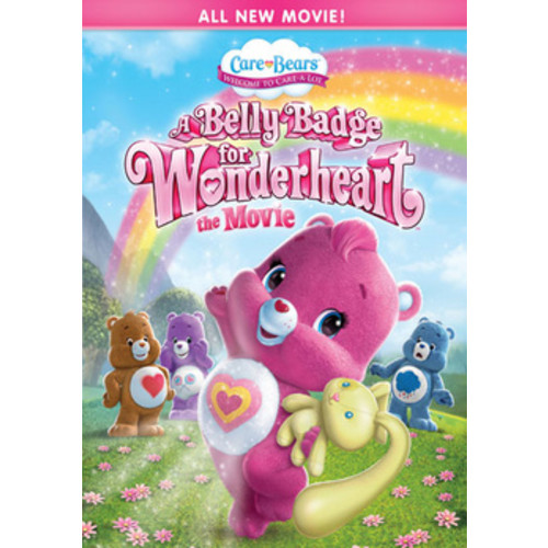 CARE BEARS-BELLY BADGE FOR WONDERHEART THE MOVIE (DVD) (WS/ENG/2.0DD) (DVD)