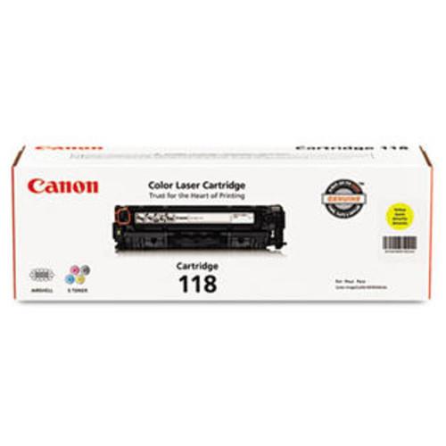 Canon Usa, Inc. 2659B001 2659B001 (118) Toner, Yellow