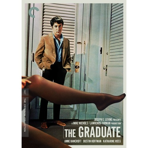 The Graduate [Criterion Collection] [2 Discs] [DVD] [1967]