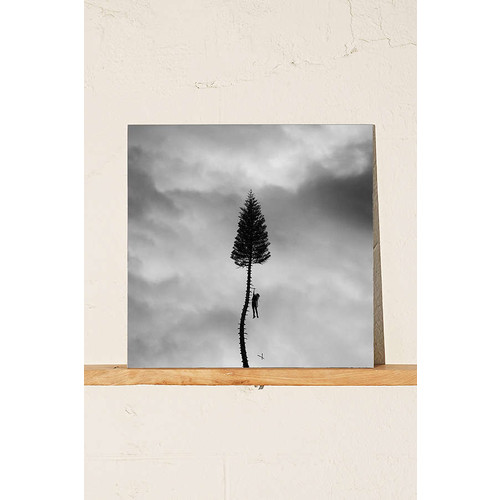 Manchester Orchestra - A Black Mile To The Surface 2XLP