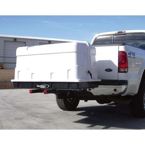 GearDeck Hard-Side Cargo Carrier  White, 17 Cu. Ft., Model# HDK802