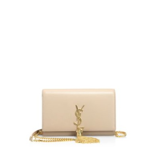 Kate Leather Chain Wallet