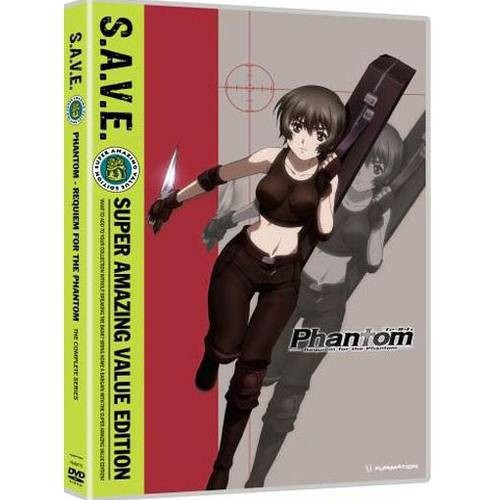 Phantom: Requiem for the Phantom - The Complete Series [S.A.V.E.] [3 Discs] [DVD]