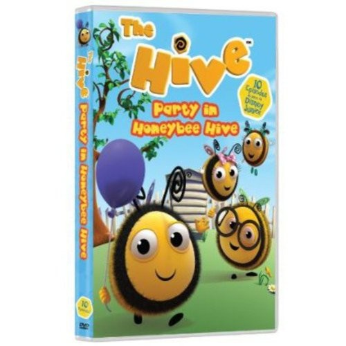 The Hive: Party in Honeybee Hive [DVD]