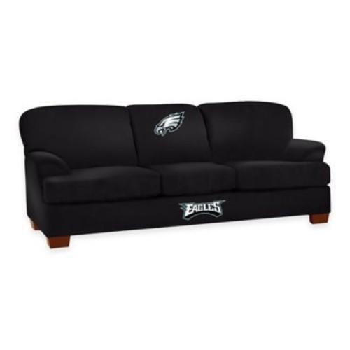 NFL Philadelphia Eagles Microfiber First Team Sofa