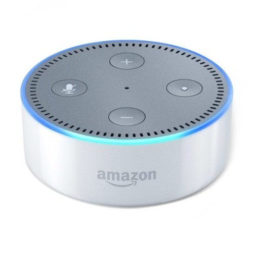 Echo Dot (2nd Generation, White)