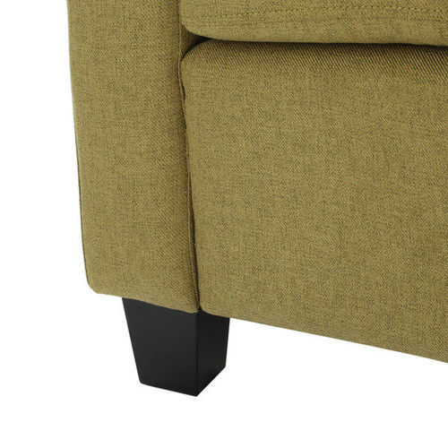 Yonkers Fabric Club Chair by Christopher Knight Home