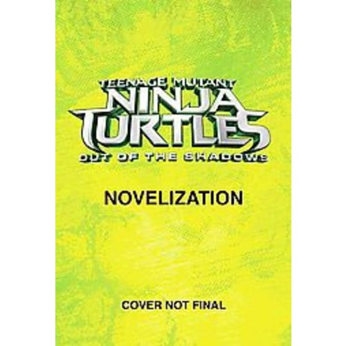 Teenage Mutant Ninja Turtles Movie #2 Ju ( Teenage Mutant Ninja Turtles) (Paperback)