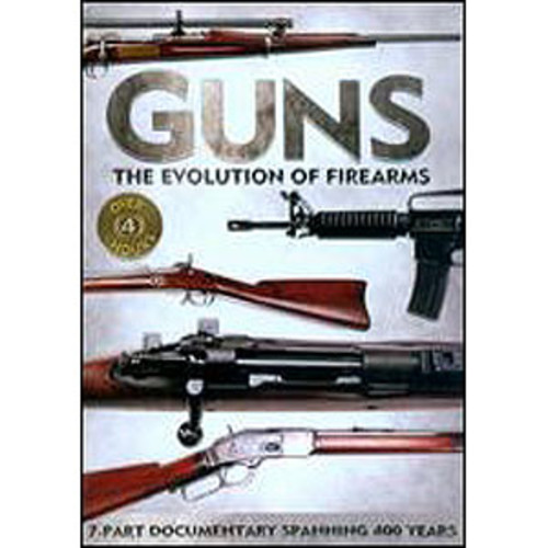 Guns: The Evolution of Firearms [2 Discs] [Tin Case] COLOR/B&W DD2