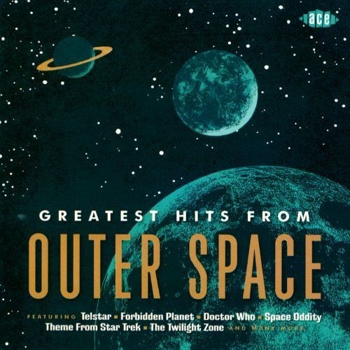 Greatest Hits from Outer Space [CD]