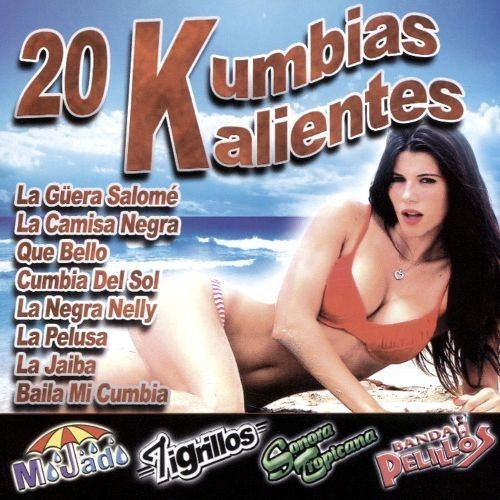 20 Kumbias Kalientes [CD]