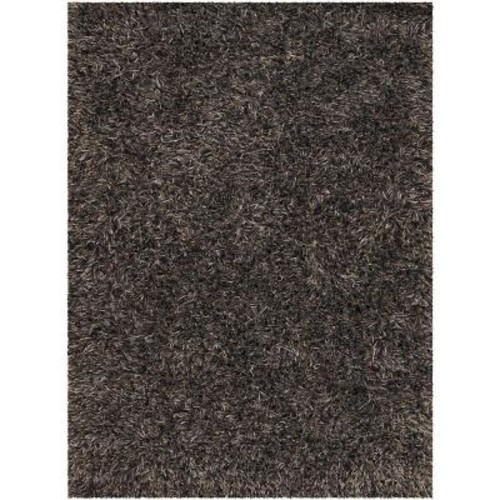 Chandra Tulip Black/Beige 5 ft. x 7 ft. 6 in. Indoor Area Rug