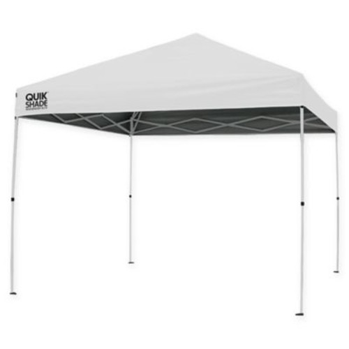 Quik Shade Weekender Elite 10-Foot x 10-Foot Instant Canopy in White