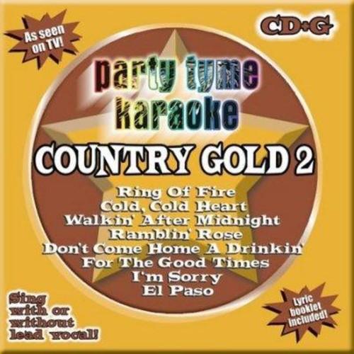 Party Tyme Karaoke - Country Gold, Vol 2