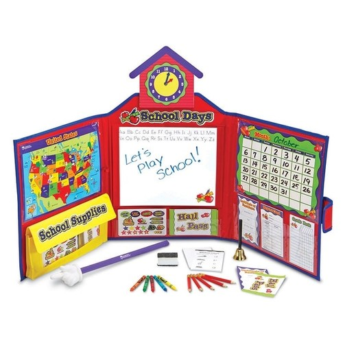 Learning Resources Play Sets Pretend & Play School Set