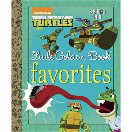 Teenage Mutant Ninja Turtles (Hardcover)