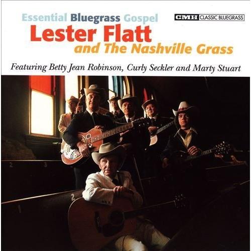 Essential Bluegrass Gospel CD (2004)