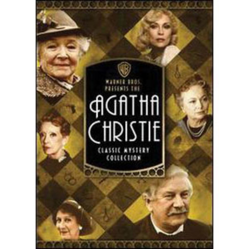 Agatha Christie Classic Mystery Collection [8 Discs]