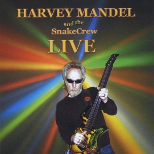 Harvey Mandel and the Snake Crew: Live [CD]