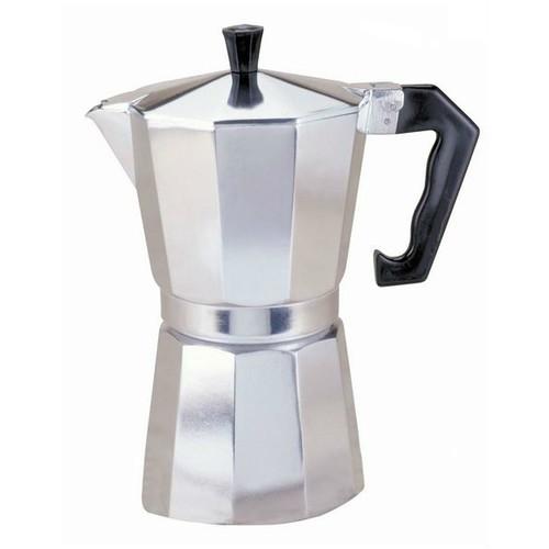 Primula PES-3301 Aluminum Stovetop Espresso Coffee Maker, 1 Cup