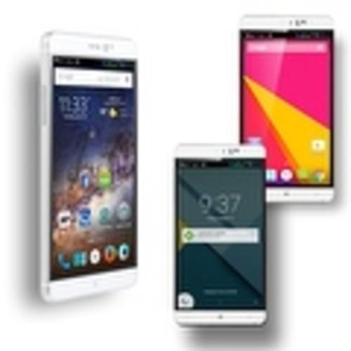 Indigi M8 Factory Unlocked 3G GSM+WCDMA 6.0inch HD Display Android 5.1 Lollipop Dual-Core Dual-Sim SmartPhone (White) - White