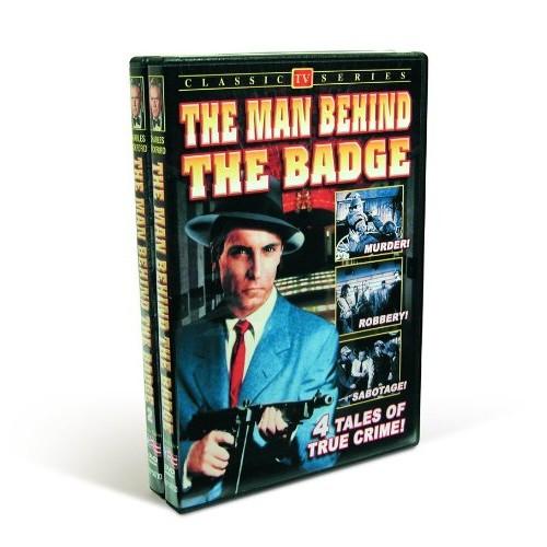 Man Behind The Badge: Volumes 1-2