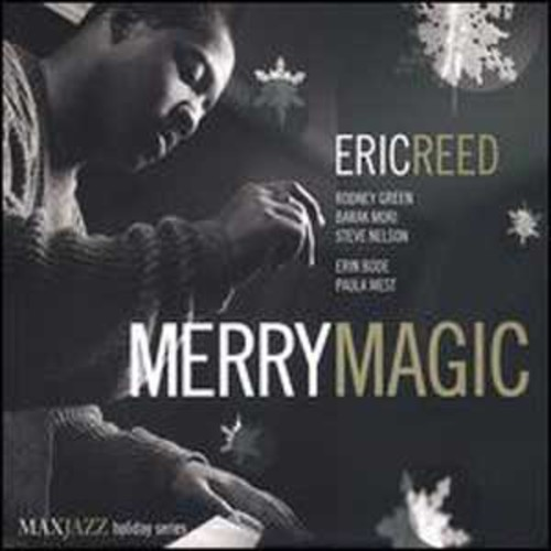 Merry Magic By Eric Reed (Audio CD)