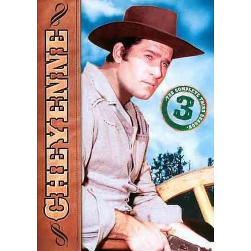 Cheyenne: The Complete Third Season (DVD)