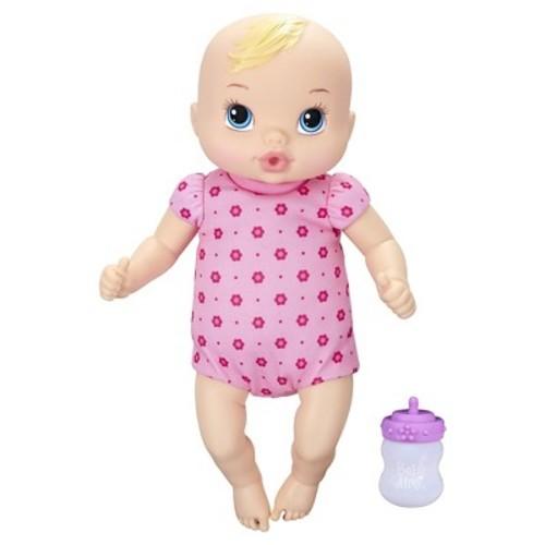 Baby Alive Luv 'n Snuggle Baby Blonde