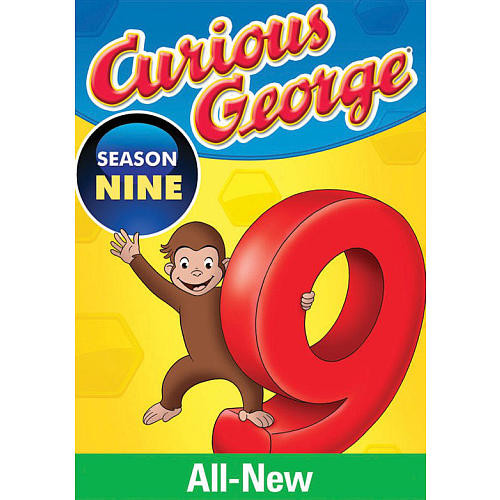 Curious George: Season 9 DVD