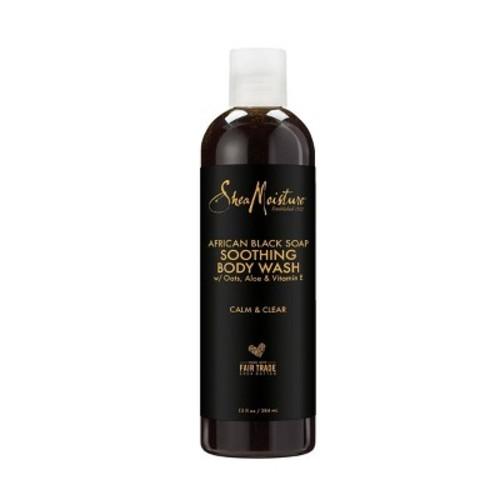 SheaMoisture African Black Soap Body Wash - 13oz
