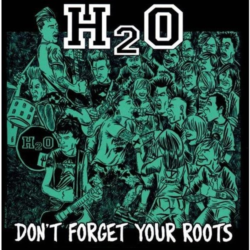 Don't Forget Your Roots [CD]