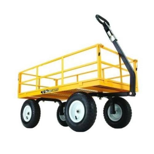 Gorilla Carts 1,200 lbs. Heavy Duty Steel Utility Cart